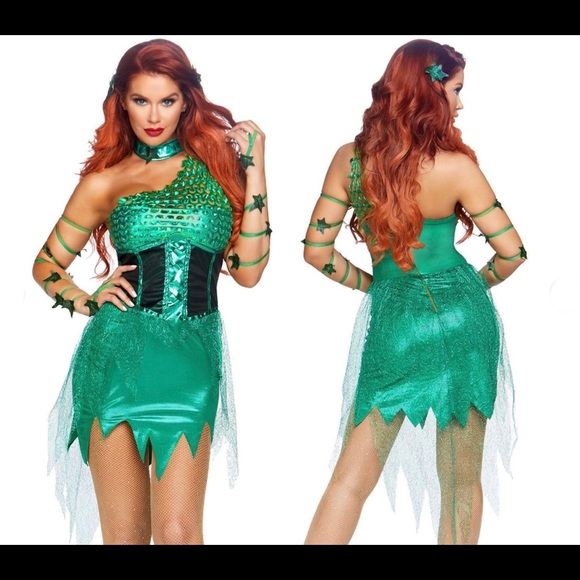 Leg Avenue Irresistible ivy ( poison ivy ) costume